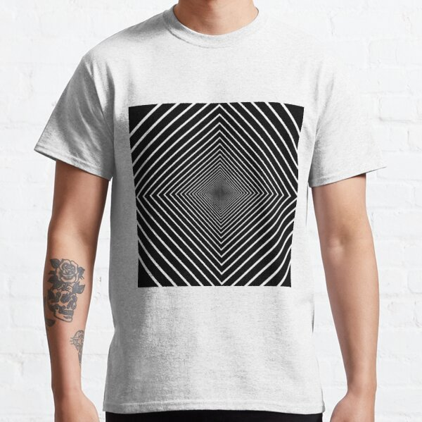 Square spiral Classic T-Shirt