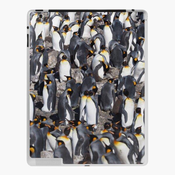 Penguin Textures iPad Skin