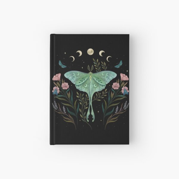 Luna and Forester Hardcover Journal