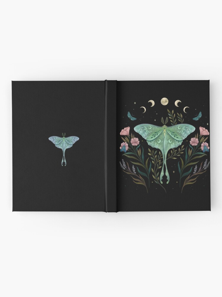 Alternate view of Luna and Forester Hardcover Journal