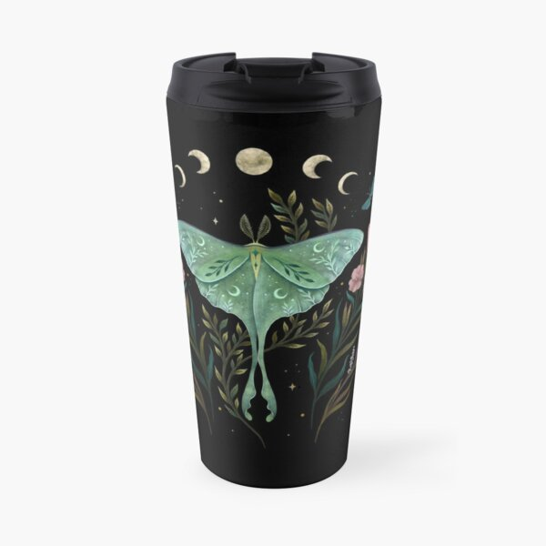 Luna and Forester Travel Mug