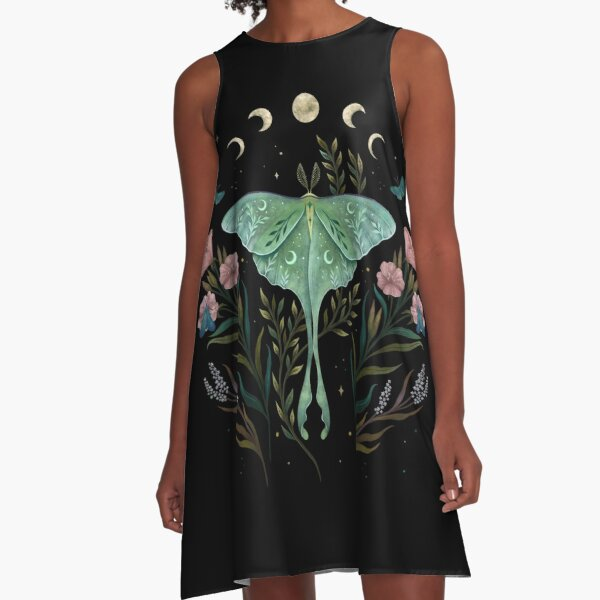 Luna and Forester A-Line Dress