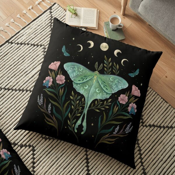 Luna and Forester Floor Pillow