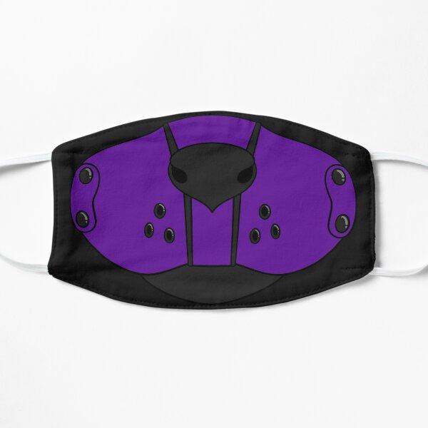 Pup Hood Purple Flache Maske