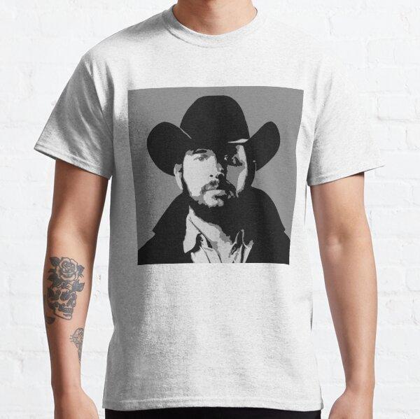 Rip Wheeler (Cole Hauser) émission de télévision sur Yellowstone T-shirt classique