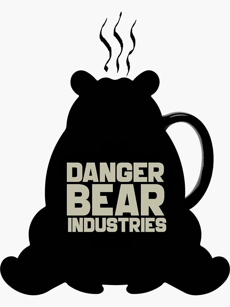 Coffee Bear from Danger Bear Industries by DangerBearInd