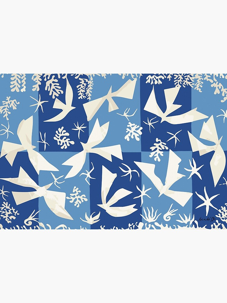 Matisse, Polynesia, the sky (Polynésie, le ciel) 1946 Cut Out Reproduction by clothorama