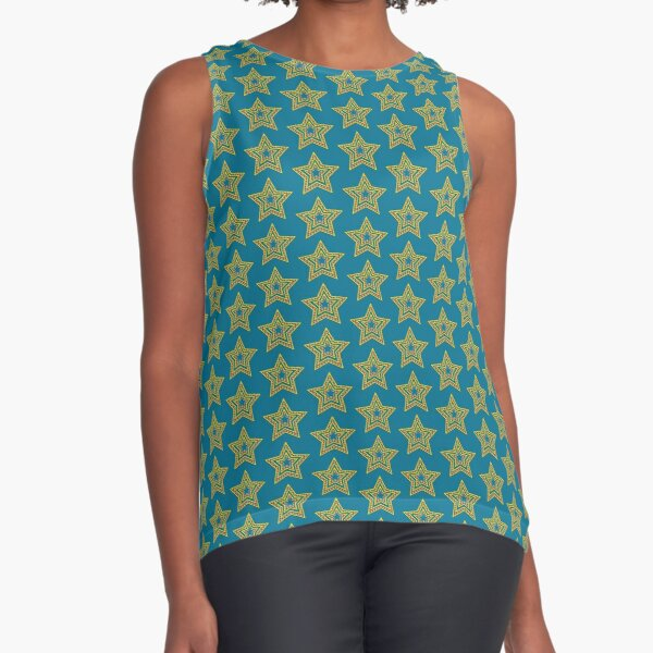 Be a Star Sleeveless Top