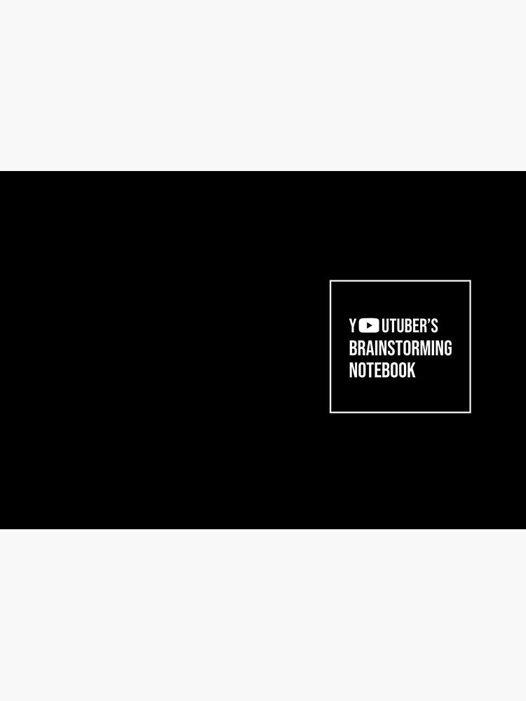 Youtuber's Brainstorming by dattaraj