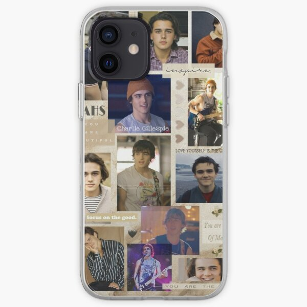 Julie and The Phantoms Luke iPhone Soft Case