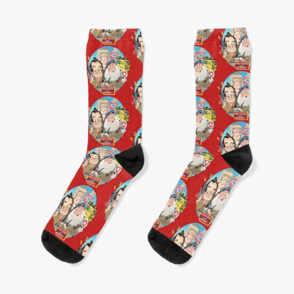 Only Fools and Horses Socks