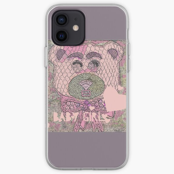 Baby Girl iPhone Soft Case
