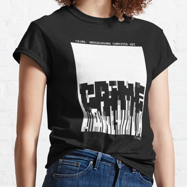 CRiME: Solo B-side RELEASE Classic T-Shirt