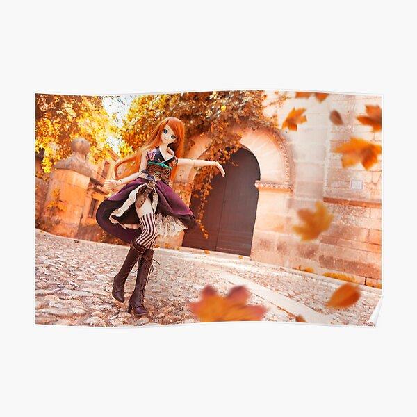 Autumn · Yuuko Poster