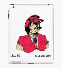 Mema Sifa by Dr Mike 2000 iPad Case/Skin