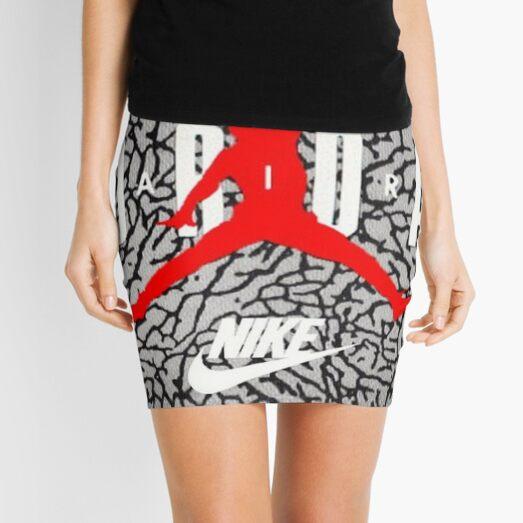 Michael Jordan Mini Skirt