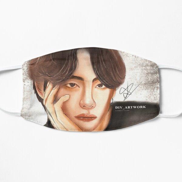 BTS V |KIM TAEHYUNG  Flat Mask