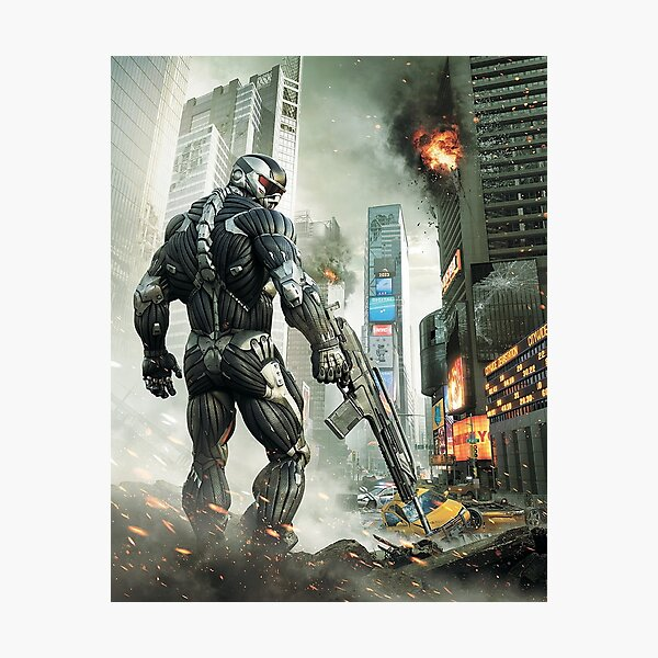 Crysis Remastered Photographic Print
