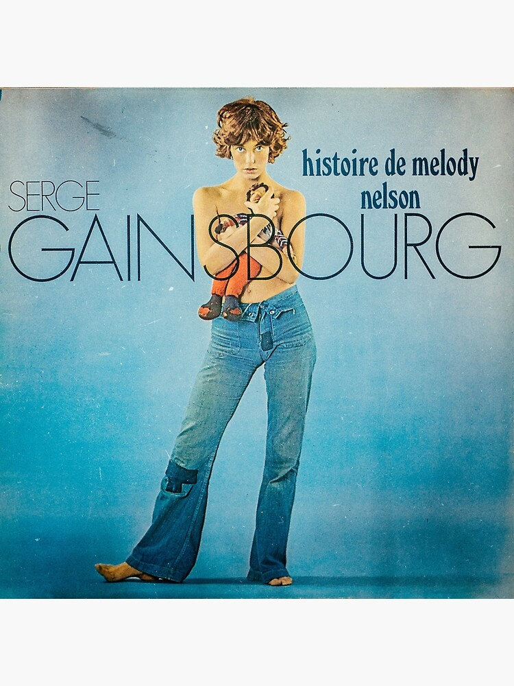 Serge Gainsbourg by benbdprod