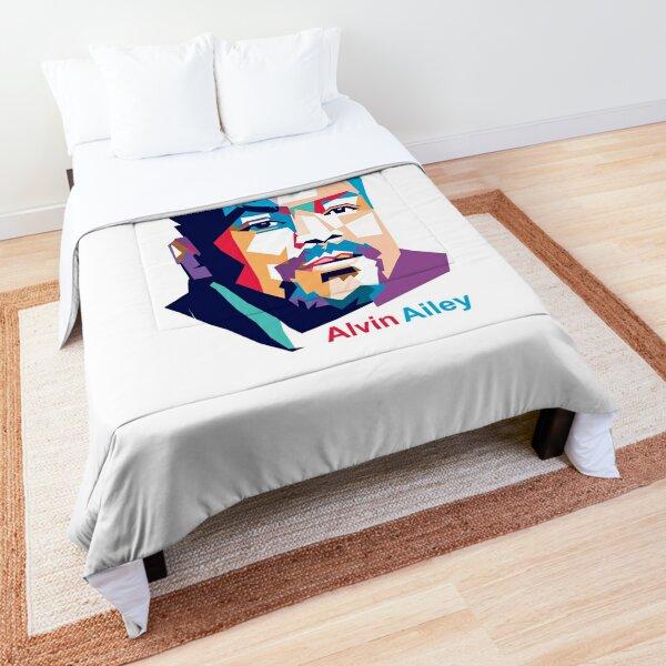 Alvin Ailey pop art Comforter