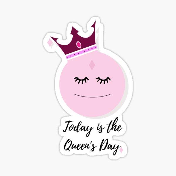 queens! Sticker