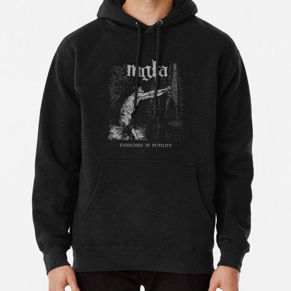 Mgla - Black metal band Pullover Hoodie