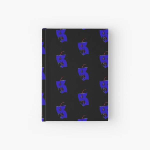 Creepy Carl the cursed cup Hardcover Journal