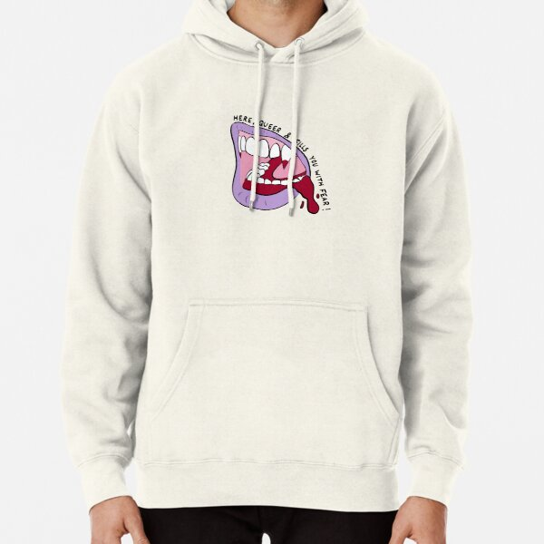 Fills You With Fear Pullover Hoodie