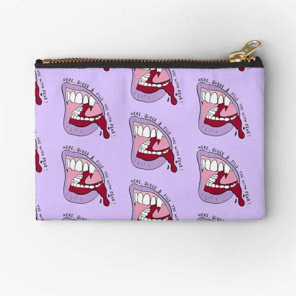 Fills You With Fear Zipper Pouch