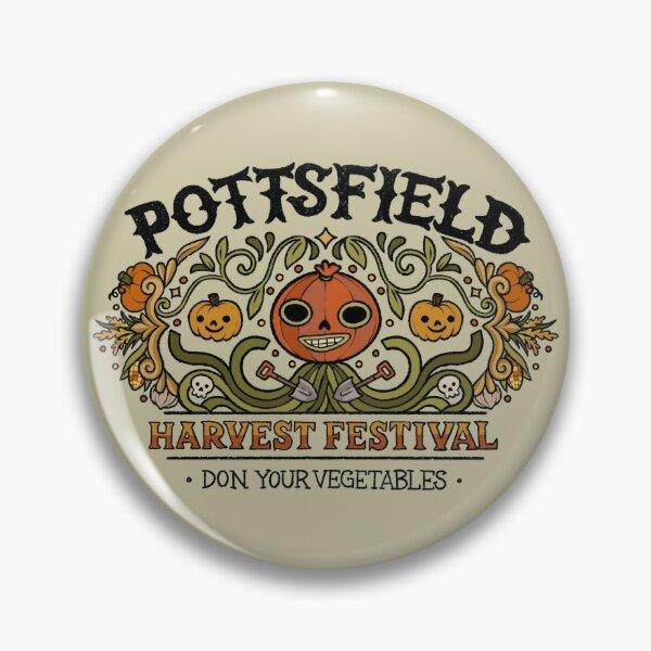 Pottsfield Harvest Festival Pin