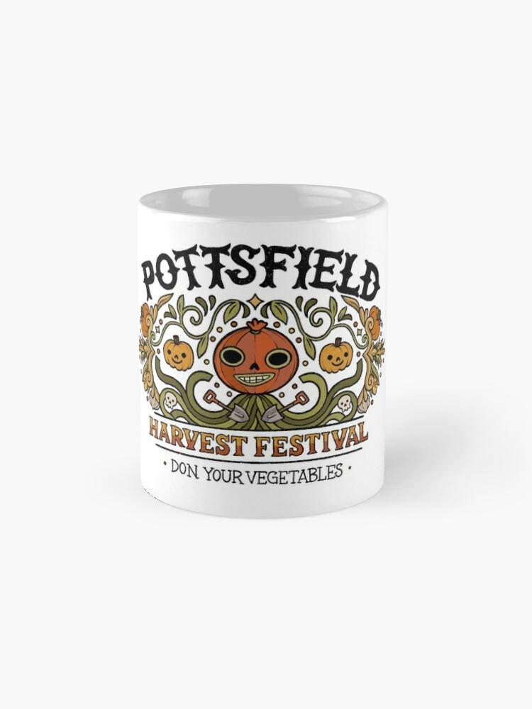 Alternate view of Pottsfield Harvest Festival Mug