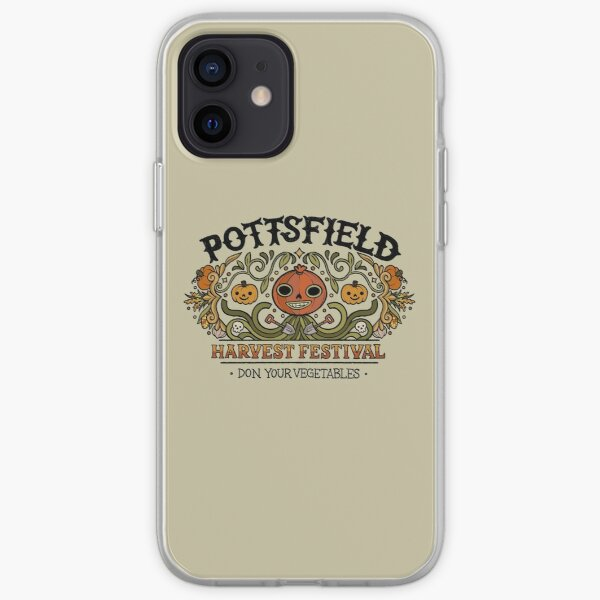 Pottsfield Harvest Festival iPhone Soft Case