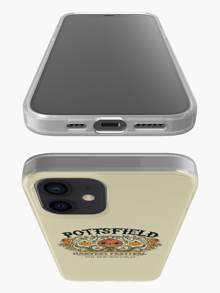 Alternate view of Pottsfield Harvest Festival iPhone Case & Cover
