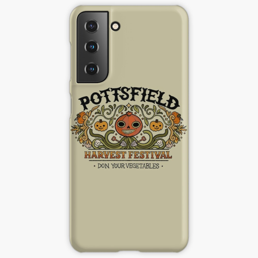 Pottsfield Harvest Festival Case & Skin for Samsung Galaxy