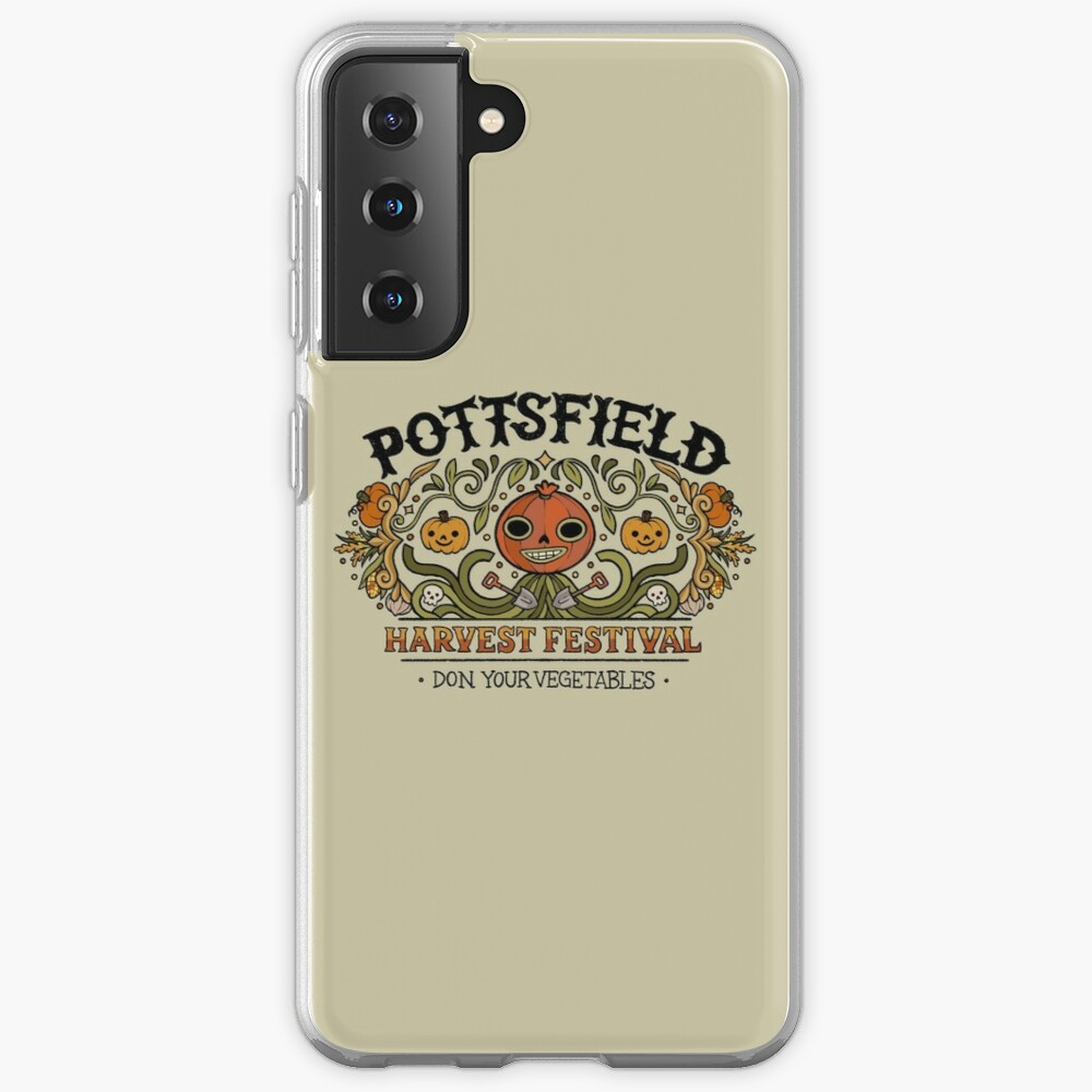 Pottsfield Harvest Festival Case & Skin for Samsung Galaxy