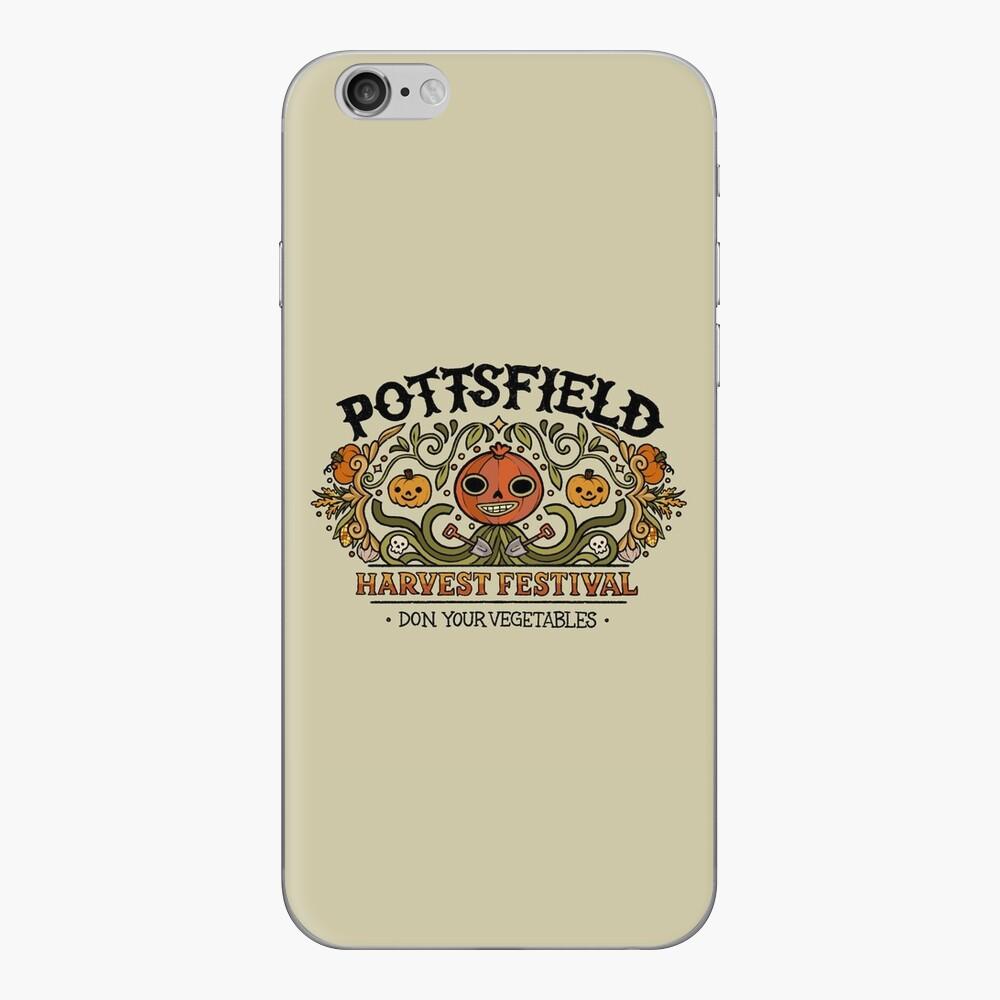 Pottsfield Harvest Festival iPhone Skin