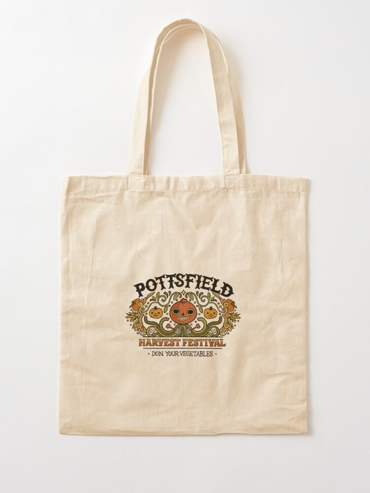 Alternate view of Pottsfield Harvest Festival Tote Bag