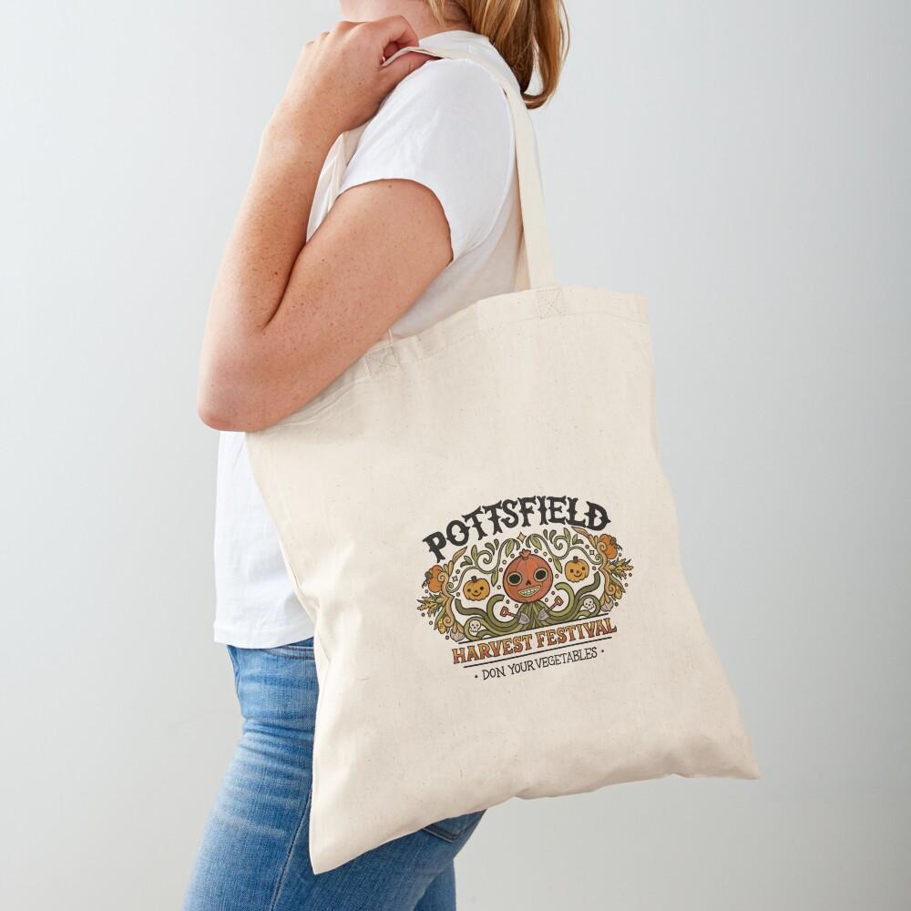 Pottsfield Harvest Festival Tote Bag