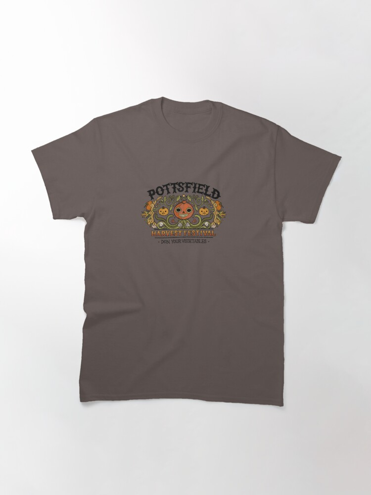Alternate view of Pottsfield Harvest Festival Classic T-Shirt