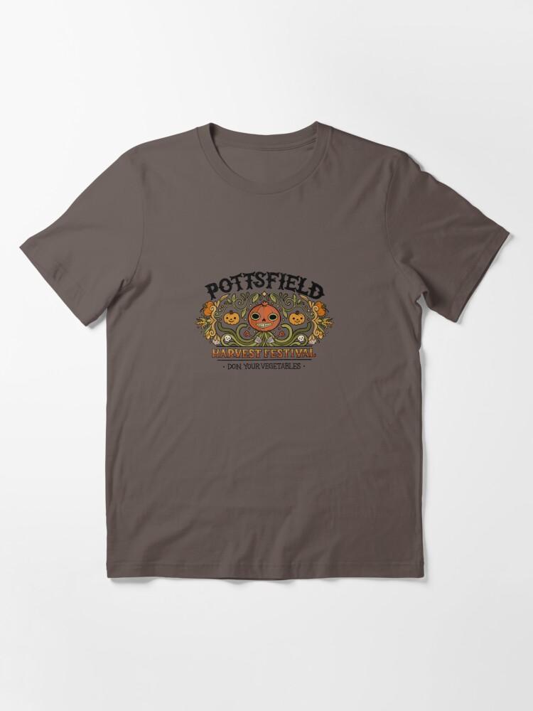 Alternate view of Pottsfield Harvest Festival Essential T-Shirt
