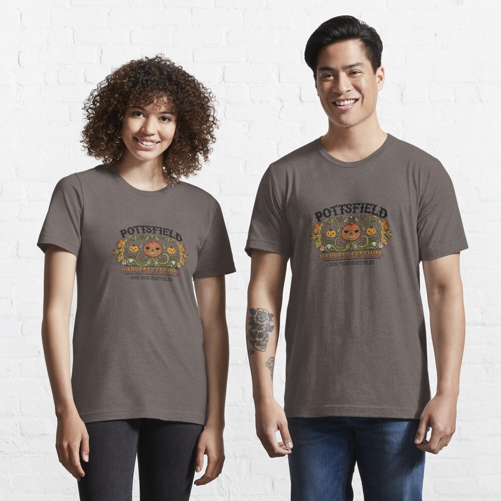 Pottsfield Harvest Festival Essential T-Shirt