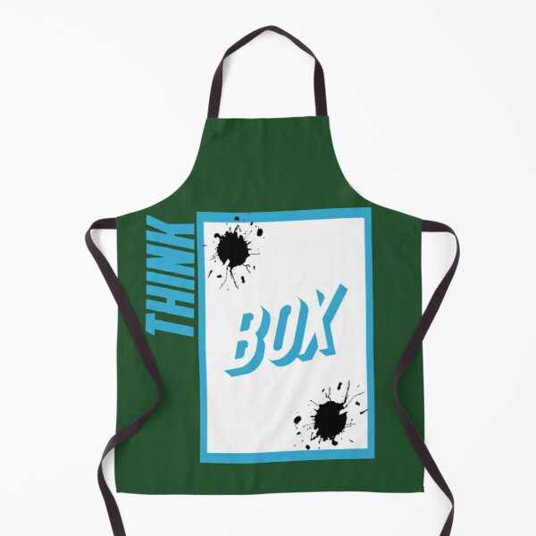 Think outside the box Apron
