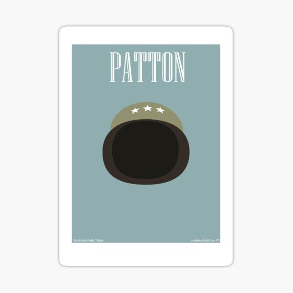 Patton Sticker
