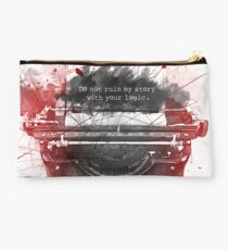 What Richard Castle Said 2.0 Studio Pouch