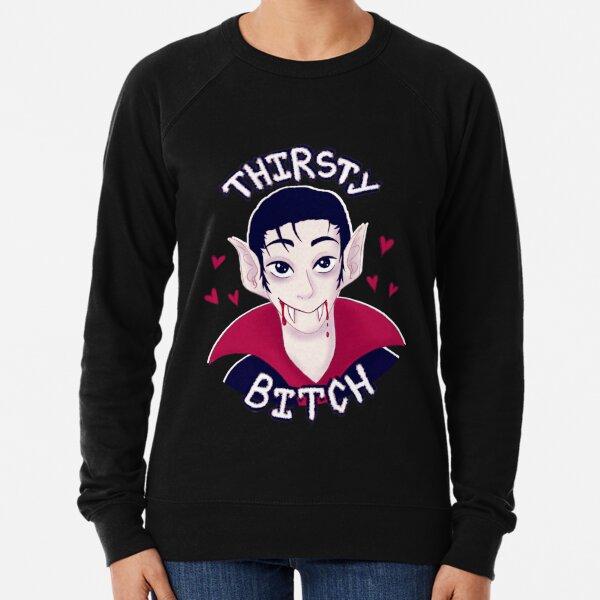 Thirsty Vampire Lightweight Sweatshirt