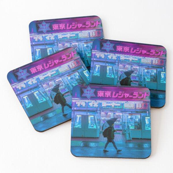 Neo Tokyo Coasters (Set of 4)