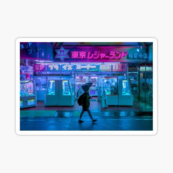 Neo Tokyo Sticker