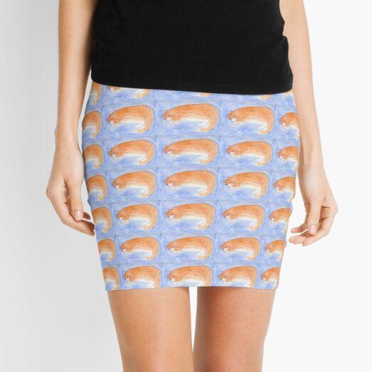 Fat Cat Mini Skirt