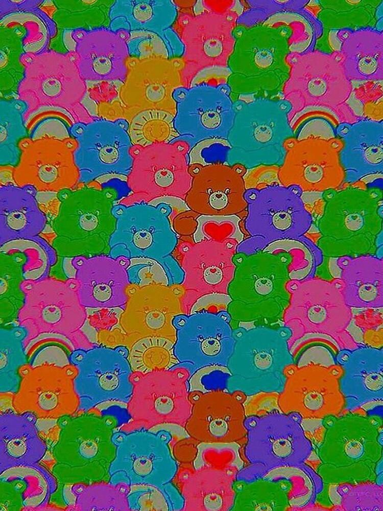 y2k bears by sabrinamerg