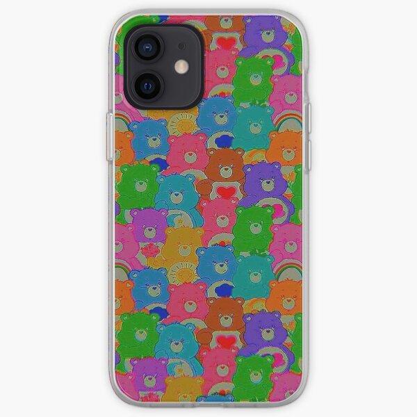 y2k bears iPhone Soft Case